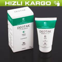 -Deotak Un�sex Fresh Deodorant Krem 35ml