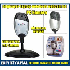 PC Kamera bilgisayar-laptop-notebook webcam hd