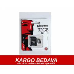 KINGSTON 32GB MICRO SD HAFIZA KARTI 44,50 TL