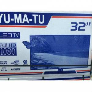 YUMATU 32 �NC FUL HD LED TV (82 EKRAN )