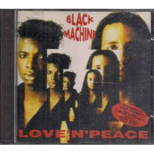 Black Machine - Love 'N' Peace