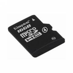 KINGSTON 16 GB M�CRO SD CARD