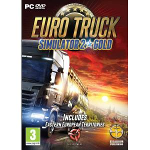 Euro Truck Simulator 2 Gold Edition Steam Key