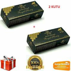 2 Kutu Royal Honey Bal