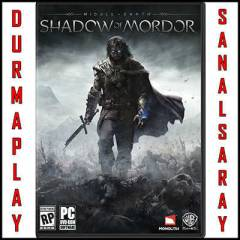 PC Middle Earth Shadow of Mordor Steam CD KEY EU