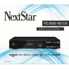 NextStar YE-5000 HD CX Full HD UYDU ALICISI