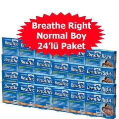 Breathe Right Klasik Burun Band� normal Boy 24l�