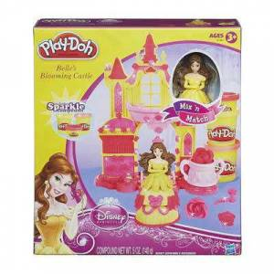 Play-doh Belle'in Saray� Oyun Hamuru Seti