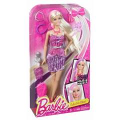 Barbie Renk De�i�tiren Sa�lar