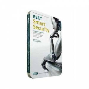 ESET NOD32 SMART SECURITY 2014 - 1 PC 1 YIL