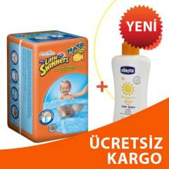 Huggies Little Swimmers Mayo Bebek Bezi Large