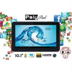 Polypad 1018 8GB 10.1inc Tablet - 3 Adet Aksesua