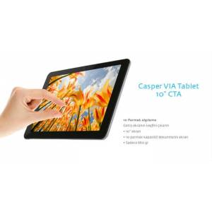 Casper Touch CTA-E10-12A Tablet Outlet F�rsat