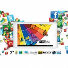 POLYPAD 7108 1 GB RAM 1.2 ��LEMC� TABLET