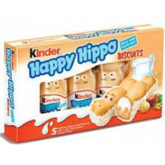 Kinder Happy Hippo �thal �ikolata