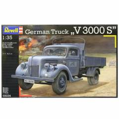 Revell German Truck V3000S 1:35 �l�ek Araba Make
