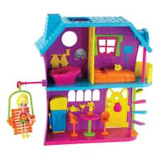 POLLY POCKET EV PART�S� - BCY64 - 3 YA� VE �ZER�