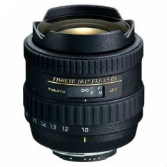 TOK�NA 10-17mm f/3.5-4.5 AT-X DX BALIKG�Z� LENS