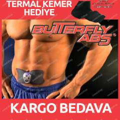 BUTTERFLY ABS YEN� NES�L KAS UYARICI , HED�YEL�