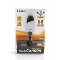 A4 Tech PK635K Y�z Takipli Mikrofonlu Webcam