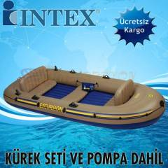 INTEX 68325 Bot Seti Excursion 5 Pompa+K�rekler