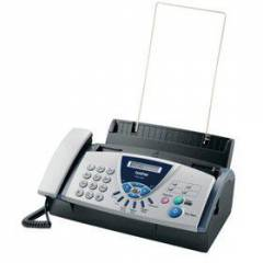 BROTHER FAX-827 TERMAL TRANSFER (RIBONLU) FAX TE