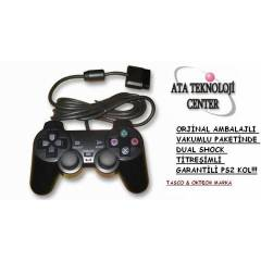PLAYSTAT�ON 2 PS2 KOL  T�TRE��ML� GARANT�L�