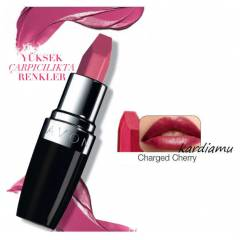 AVON MEGA IMPACT RUJ - CHARGED CHERRY