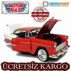 Motor Max 1955 Chevy Model Oyuncak Araba