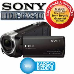 Sony HDR-CX240 9.2MP 27X Zoom Video Kamera