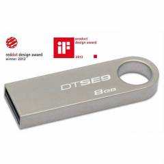KINGSTON 8 GB USB FLASH BELLEK DATA TRAVELER