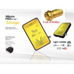 Next Minix HD Amigo Full HD Uydu Al�c�s�