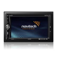 Navitech DTV 8500 6,2? Tv, Dvd, Sd / Usb Oto Tey