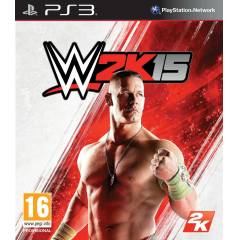PS3 WWE 2K15 PS3 PAL STiNG DLC HED�YEL�