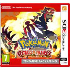 Pokemon Omega Ruby 3DS OYUN SIFIR PAL �ER�TL�