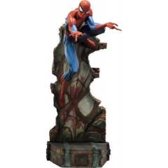 Sideshow Spider-Man Comiquette (J.S. Campbell)