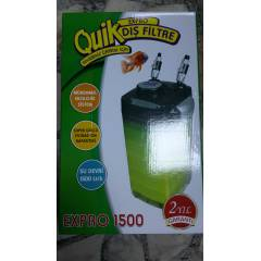 Quik ExPro 1500 D�� Filtre(Dolu) ISITICIHED�YEL�