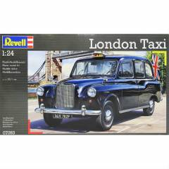 revell Araba maketi 07093 London Taxi