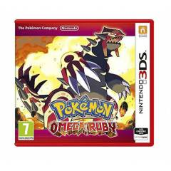 Nintendo 3ds Pokemon Omega Ruby PAL