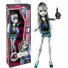 Monster high bebekler  frankie stein ghoul spir