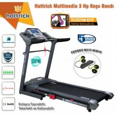 Hattrick Multimedia 3 Hp TV li Ko�u Band� GX
