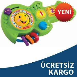 FISHER PRICE E��T�C� I�IKLI G�TAR