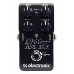 tc electronic Dark Matter Distortion Pedal [DD]