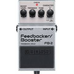 Boss FB-2 Feedbacker/Booster Pedal� [DD]