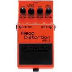 Boss MD-2 Distortion Pedal� [DD]