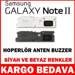 GALAXY NOTE 2 BUZZER HOPERL�R ANTEN N7100