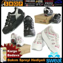 Sweat Step Shoes Y�r�y�� Ayakkab�s� +HED�YE