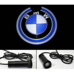 Bmw Kap� Alt� Logo Led I��k