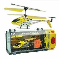 3.5CH Model King Kumandal� Oyuncak Helikopter