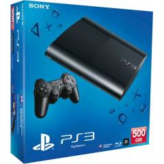 Sony Playstation 3 500 gb + PES 2013 OYUN + HDMI